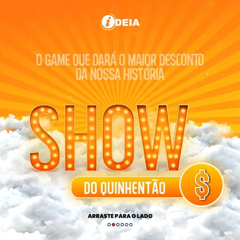 CARROSSEL - SHOW DO QUINHENTÃO 2