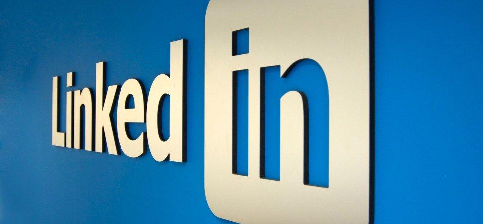 Edição de LinkedIn